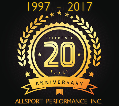 Allsport Performance 20 years in business