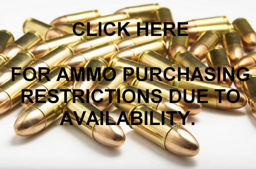 Ammo Ammunition Restrictions on Purchasing at Maine Gun Dealer