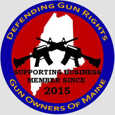 Gun Owners Of Maine Supporting Business Member