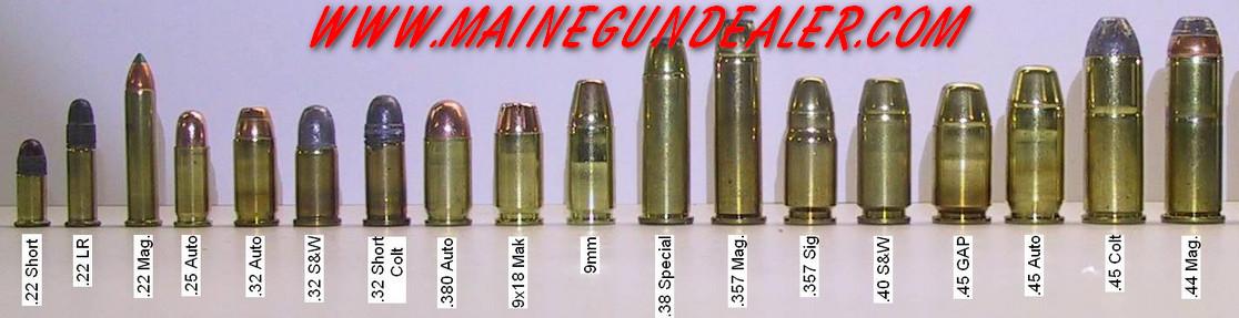 Bullet sizes chart handgun bullets the definitive guide sizes