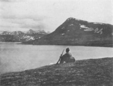 Laurence McKinley Gould Arctic Baffin Land Baffinland with Newton Rifle Maine