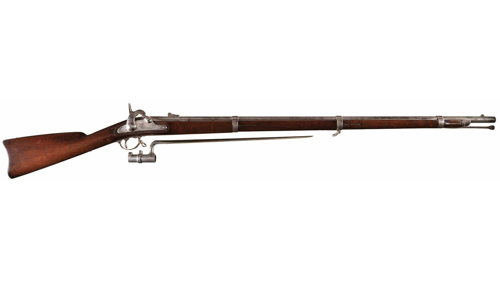 Springfield Armory 1861 Civil War Musket Maine