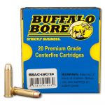 Buffalo Bore Heavy 357 Magnum 158gr JHP