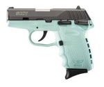 SCCY CPX-1 CB BLACK / BLUE W/ SAFETY 9mm