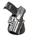 Fobus LH Paddle Holster H&K S&W FN Taurus Ruger