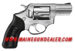 "RUGER SP101 357MAG 2 1/4"" SS W/ RUBBER GRIPS"
