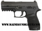 SIG SAUER P320C COMPACT W/ MAN. SAFETY NS 9mm