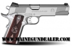 "SPRINGFIELD ARMORY 1911 LOADED 5"" STAINLESS 45acp"