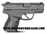 "SPRINGFIELD ARMORY XD-E XDE 3.3"" BLACK 9mm"