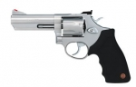 "TAURUS 66 357MAG  4"" STAINLESS 7RD"