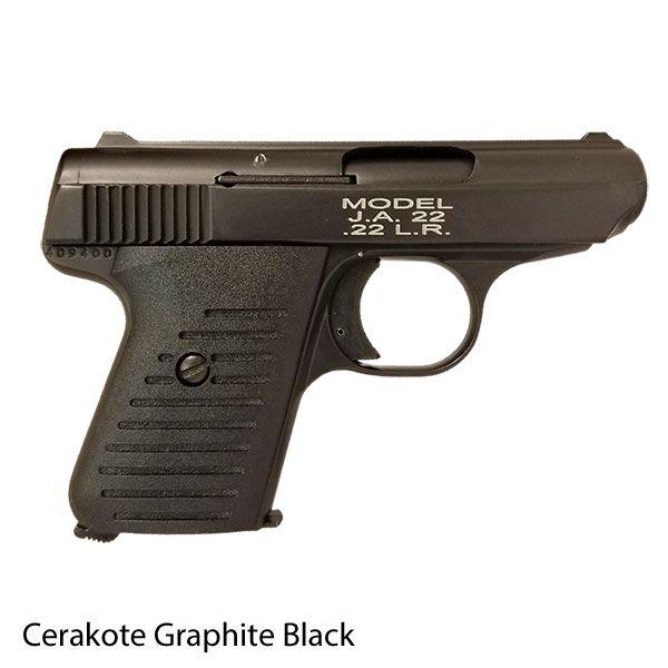 JIMENEZ ARMS J A   22 BLACK 22LR