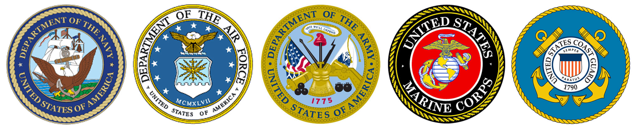 US Military Branches Maine