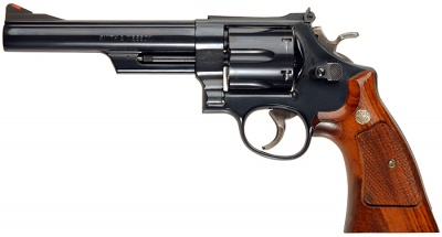 Smith & Wesson 29-2 44mag Revolver Maine