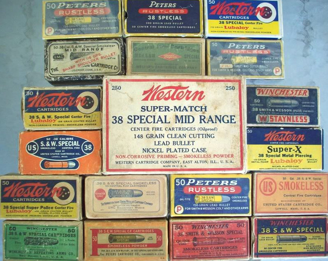 Vintage and Collectable Ammo bought and sold Maine